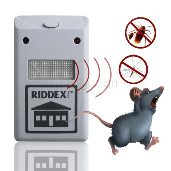 2014 New Arrival Hot Sales Ultrasonic Electronic Anti Mosquito Mouse Insect Cockroach Pest Repeller Reject sv10 SV001561(China (Mainland))