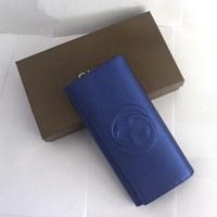 women wallet 2014 brand new women wallets genuine leather women leather purse solid zipper long design women purse
