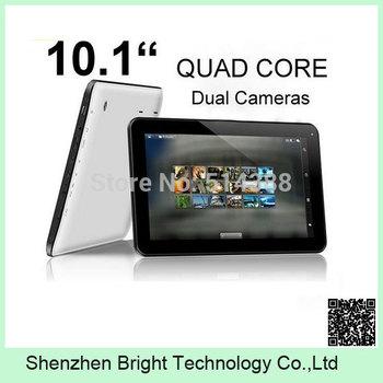 Высокое качество 10 дюймов планшет пк Allwinner а33 четырехъядерных процессоров 1 ГБ оперативной памяти 8 ГБ ROM двойная камера 1024 * 600 емкостный экран