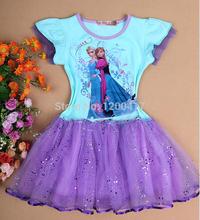 popular girl cotton dress