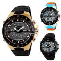 Brand Fashion Watch Luxury Trendy Round Dial Leather Strap Men Quartz Watch High Quality Men Sports Watches Wristwatch#3SV004144