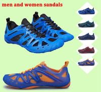 HOT! Multipurpose casual sandals men and women couples sneakers, breathable hollow candy-colored indoor and outdoor sports shoes