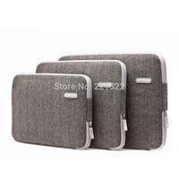 2015 Fashion Gearmax Lenovo Notebook Case 13 waterproof Laptop Sleeve for macbook pro air13+Free Keyboard Cover Laptop Bag 11 15