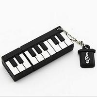 Retail Genuine 2G/4G/8G/16G/32G/64G Cartoon SILICONE Piano Family Pen Drive Usb Flash Drive Memory Stick Pen Drive Free shipping