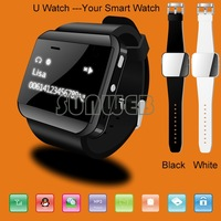 Fashion Silicone Bluetooth Watch Phone Calls for Android Phone Wearable Electronic Waterproof Sport Smart watch WristWatches B6