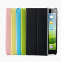 Original Xiaomi Mi Pad Xiaomi Pad Pu Leather Case Fresh Cover for Xiaomi tablet PC High Quality Cases Colorful Xiaomi MiPad Case