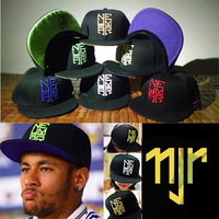 Free Shipping Neymar da Silva Santos Junior JR njr Brazil Brasil Baseball hip hop Sports Snapback cap hat chapeu bone Men Women