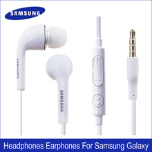 free shipping New Headphone Earbuds Hands free With Volume&Mic Earphone For Samsung Galaxy S2 S3 SIII Galaxy Note Galaxy Note2(China (Mainland))
