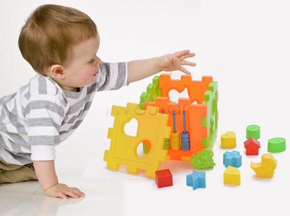 Baby Building Blocks Toys Bricks Early Educational Plastic Toys Classic Cube Assemblage Construction Blocks Model 50(China (Mainland))