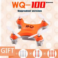 Cheerson CX-10 WQ-100 RC Mini Quadcopter 2.4G Remote Control Toys 4CH 6Axis VS Cheerson CX10 Quadcopter For Sale Free shipping