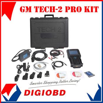 Professional Car Diagnostic Scan Tool GM Tech2 PRO Kit (candi+32mb card) Opel SAAB Isuzu Suzuki holden,GM Tech2,GM TECH 2 II
