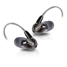 Brand Moxpad X6 sport Earphones with Mic for MP3 player, MP5, MP4, Mobile Phones in-ear Earphone Sound Isolating headphone