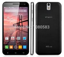 "Original Unlocked Smartphone ZOPO ZP999 ZP3X MTK6595M Octa Core 4G LTE Android 4.4 5.5"" 3GB RAM 32GB ROM FHD 1920*1080 14MP NFC"