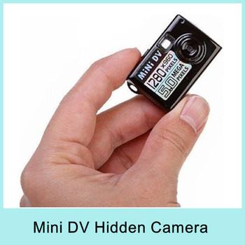 5.0MP Image Sensor 30fps 1280*960 High Quality the World's Smallest Camera Super mini camera Camcorder DV Drop Shipping