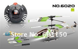 2013 TOP SELLER 3 channel RC Helicopter Radio control toys, 50% discount between China new year, only $18.99 6020, free shipping(China (Mainland))