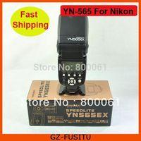 Fast Shipping Yongnuo YN-565EX Wireless TTL Slave Flash light  Speedlite for Nikon D7000 D700 D80