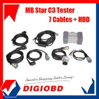Professional Diagnostic tool MB Star C3 with HDD coding and programming Free shipping