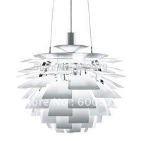 Hot selling diameter 50CM White Color Poul Henningsen PH Artichoke Pendant Lamp+free shipping