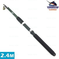$15 off per $150 fishing rod 2012 new fashion fishing rods, 6 section 2.4m length fishing pole tools tackle HG16 free shipping
