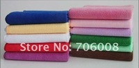 Free Shipping 50PC 30cmx70cm Microfiber Towel Ecofriendly Cleaning Rags Absorbent Quick Dry Cloth Travel Gym Products Dog Towels