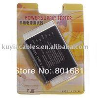 Free Shipping+High quality  PC Power Supply Tester ATX BTX ITX SATA IDE HDD PC LED+wholesales
