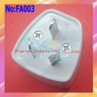 UK|EU|AU TO Argentina Universal Converter Power Plug Adapter, Travel Adapter Plug 100pcs/lot #FA003