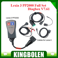 2015 Newest Lexia3 Diagnostic Scanner Lexia 3 V48 PP2000 For Citroen Peugeot With New Diagbox V7.57 LEXIA-3