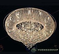 2014  Modern Style Crystal Ceiling Lamp Luxury Lighting for Living Room,YSL-PC0148