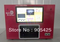 Digi Nail printers Full Touch Screen PC Built In 5 Natural nails one time  DHL Most safe Way
