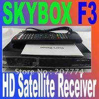 Latest Version Openbox Original Skybox F3 1080pi Full HD digital satellite receiver high definition DVB-S receiver free shipping