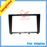Free shipping-Car refitting DVD frame,DVD panel,Dash Kit,Fascia,Radio Frame,Audio frame for 03-06 Lexus IS200, 2DIN