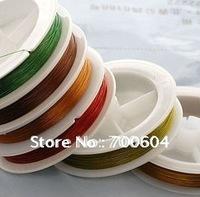 Sale jewelry steel wire line, multicolour steel wire line,jewelry line