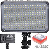 Aputure Amaran AL-198C LED Video Light Lamp 5500K / 3200K Dimmable for Canon Nikon Pentax DSLR Camera Video Camcorder