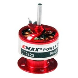 free shipping EMAX CF2822 KV1200 Suitable for 11.1V li-po Brushless Motor for r/c electric airplane(China (Mainland))