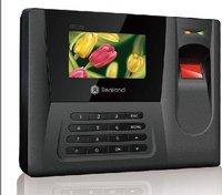 Free shipping!!2.8 inch TFT screen Fingerprint Time Attendance/Door handle with fingerprint scanners/Door system