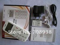 GPS tracking senior phone Quad band  Multi-language SOS FREE web-based GPS tracking Russian keyboard OK GS503