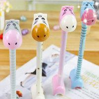 Free shipping 36pcs/lot Cartoon ball pen Creative ball point pen Low price promotional pens