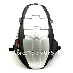 Dynamic Fashionable Hiking camping Travel Backpack Cool Leisure Bags /backpack Matal In 5 piece of aluminum Plates biggie(China (Mainland))