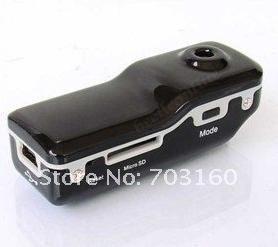 Free shipping(12pcs/lot),new arrival,Original MD80 Mini DV,720*480 AVI mini digital camera,voice recorder,christmas gift