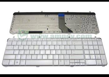 Genuine NEW US Laptop keyboard for HP Pavilion dv7 2000 dv7-2000 dv7t-2000 dv7-3000 dv7t-3000 White AEQT6U00150 570140-001