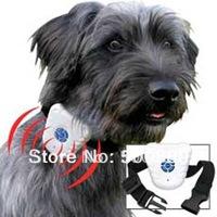 Ultrasonic Bark Stop Dog Training Aid Barking Control Collar Wholesale and Free shipping