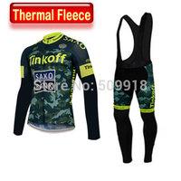 saxo tinkoff 2015 thermal cycling jersey and cycling bib pants set team saxo bank 2015 winter thermal cycling clothing/jacket
