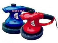 The NEW DC12V smart spray wax Polishing wax, 3500RPM waxing machine, sponge polisher, car electric polisher, 1pc free shipping
