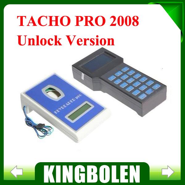 2014 Unlock Version Odometer Correction Universal Programmer Super TACHO PRO 2008 Tacho 2008(China (Mainland))