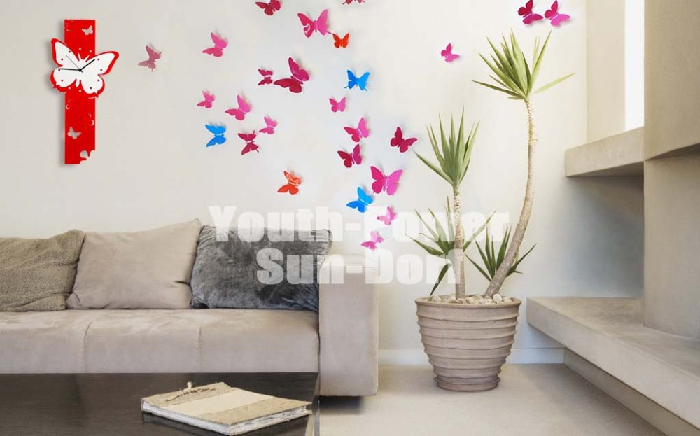 Room Decor Decorations Pop Butterfly Home Decor   DECORATING IDEAS
