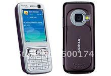 Freeshipping HOT CHEAP PHONE  unlocked original Nokia N73 Symbian SmartPhone 3.2MP camera Russian keyboard Russian language