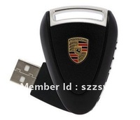 New arrival full Capacity Car key USB flash stick drive 20pcs/lot for gift