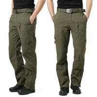 Brand:Free Knight Men  Pants Model 1001# Men Outdoor Cotton Pants Pre-washed  Color:Army Green /Black/Dark Camouflage Size:27-38