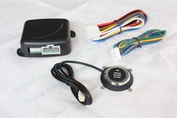 car engine push start button FS-50 ignition starter/keyless go keyless entry, push button engine start stop remote engine start