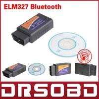 Wholesale Price BT ELM327 Bluetooth OBDII V1.5 CAN-BUS Diagnostic Interface Scanner,Bluetooth ELM 327 OBD 2 Car Scan Tool